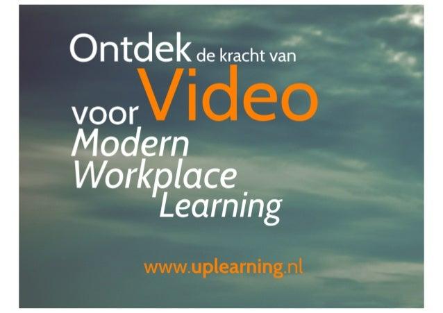 UP Video event Rotterdam, 24-11