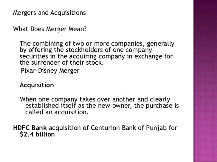 Are Bank Mergers in India Entering a New Era?