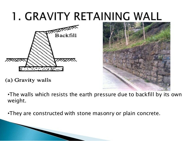 how to build a 4 foot retaining wall
