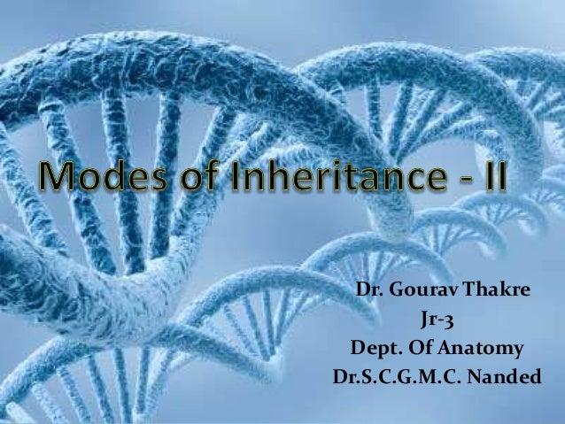 - Dr. Gourav Thakre         Jr-3 Dept. Of AnatomyDr.S.C.G.M.C. Nanded
