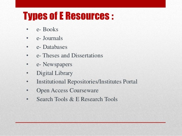 Open Educational Resources Slide 3