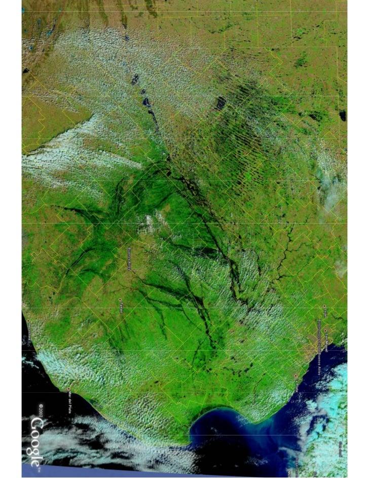 Imagen satelital Modis - Terra del 27 de Agosto de 2012