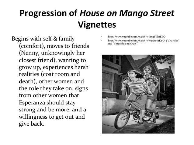 House on mango street vignette project
