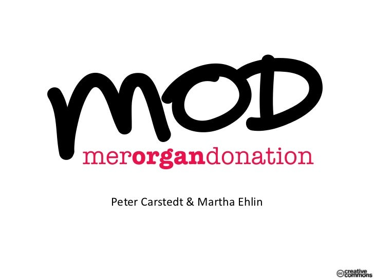 Peter Carstedt & Martha Ehlin