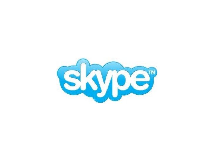 Skype | Modrá kobliha: Case Study Slide 3