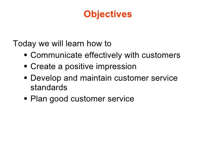 Mods Customer Service Introduction