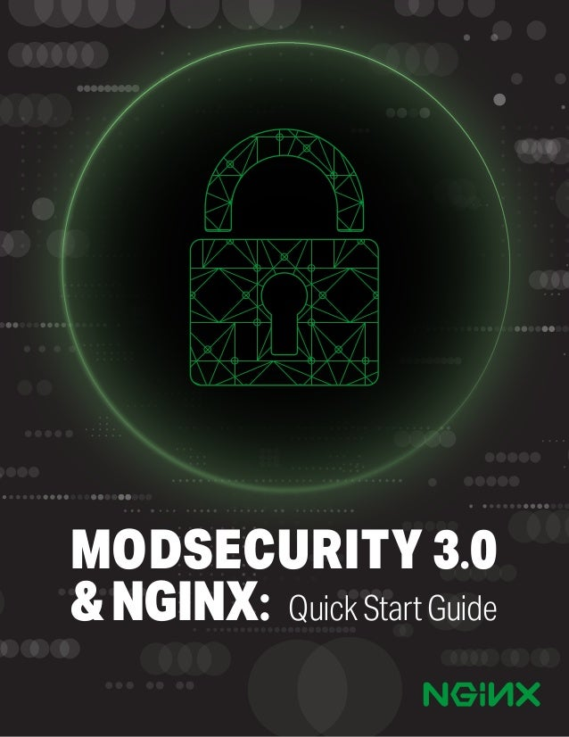 Mod security 3 NGINX
