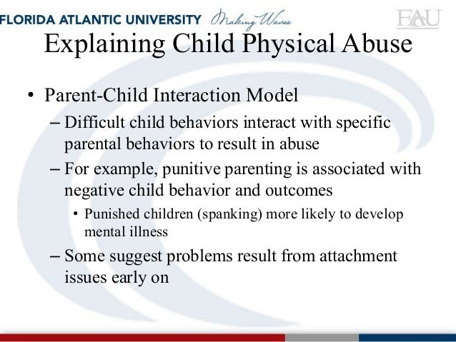 physical effects of child abuse Some may be physical, however, the emotional impact of child abuse is just as  serious children who undergo.