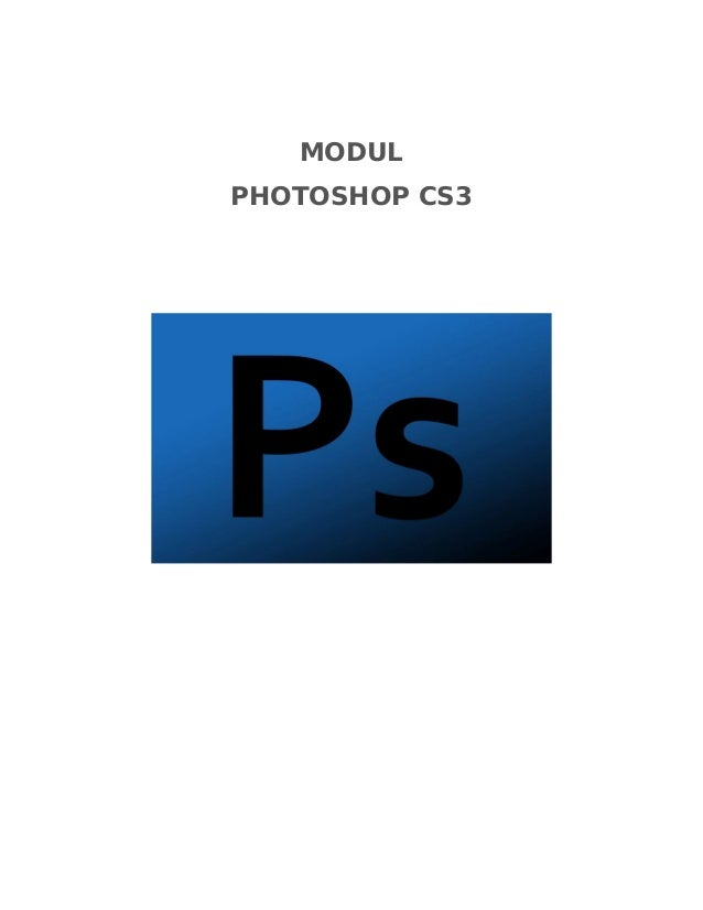 MODULPHOTOSHOP CS3