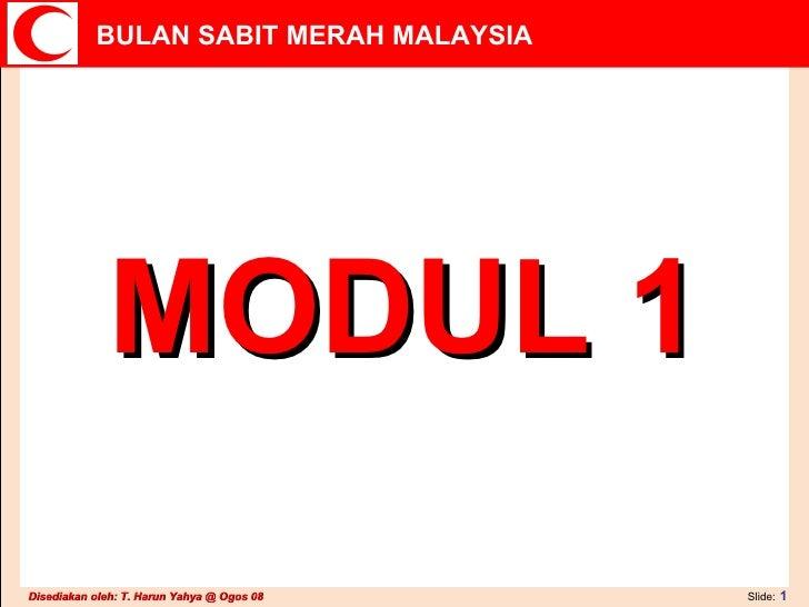 MODUL 1 Slide: