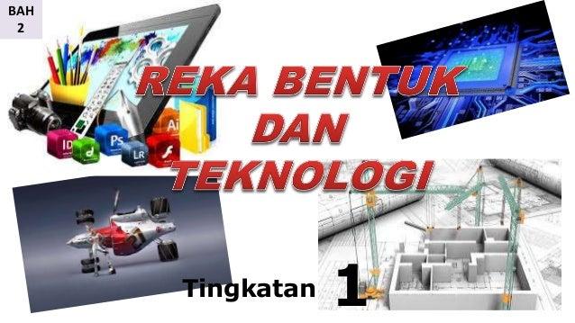 Reka Bentuk Teknologi Bab 1