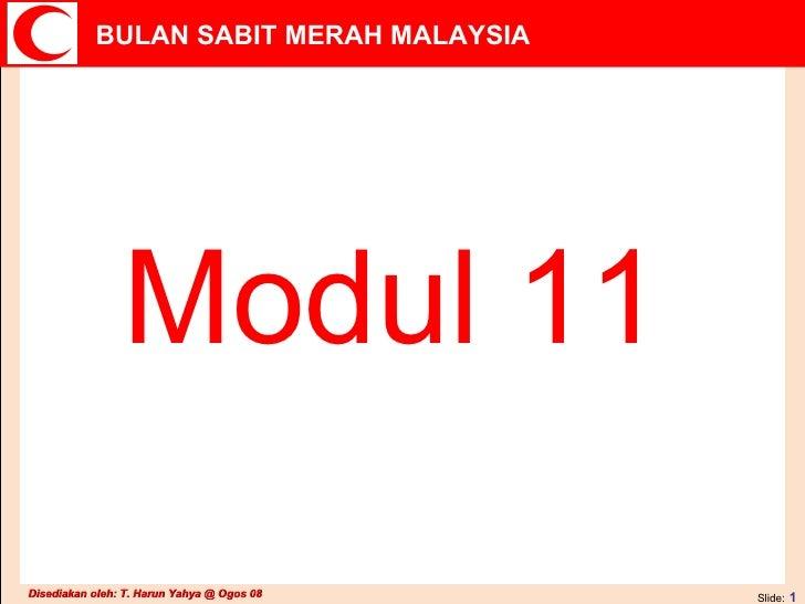 Modul 11 Slide: