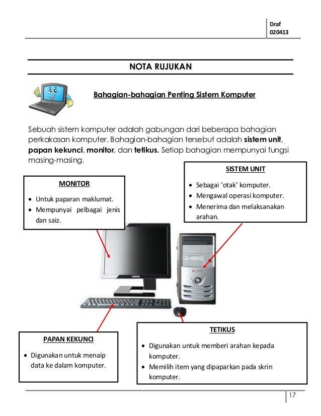 Modul 1 Mengenal Komputer Dan Fungsinya