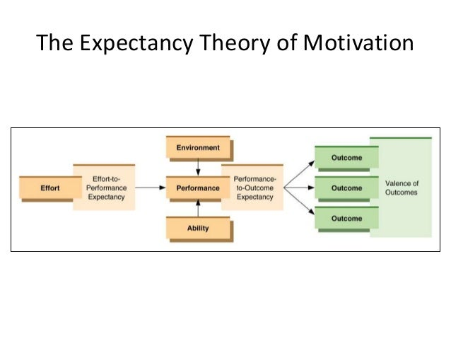Expectancy Theory in Business Organizations