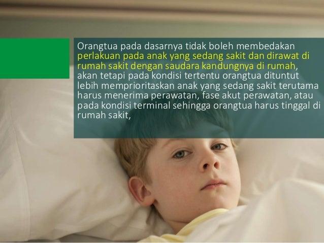 Modul 3 1 Hospitalisasi Pada Anak