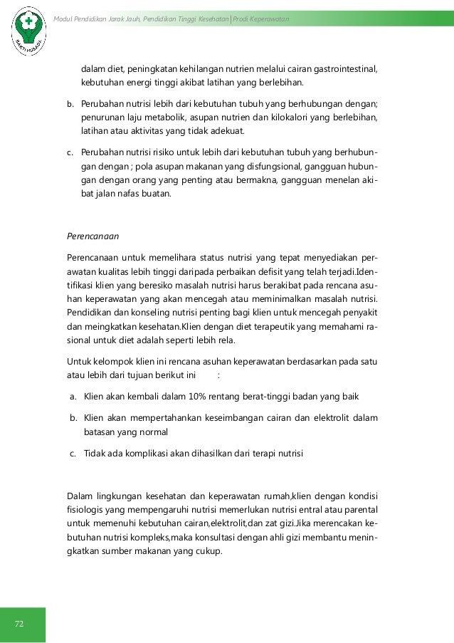 Review Jurnal Konsultasi Gizi