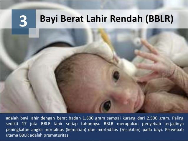 Faktor Faktor Yang Berhubungan Dengan Kejadian Berat Bayi Lahir Rendah (BBLR)