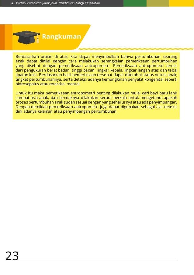 Berat Badan Kurang dan Diagnosa Gagal Tumbuh