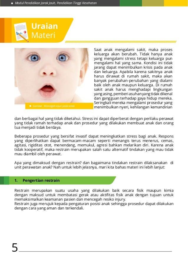 modul 6 pedoman praktek lab anak sakit