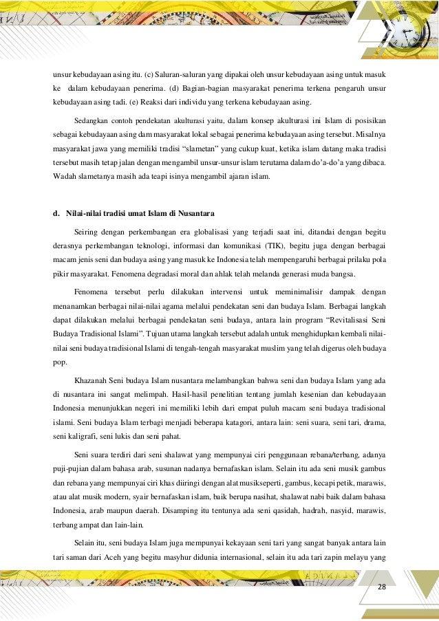 Contoh Soal Dan Jawaban Islamisasi Dan Silang Budaya Di Nusantara Ilmusosial Id