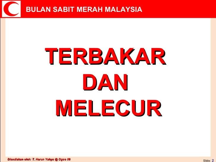 Terbakar & Melecur Slide 2