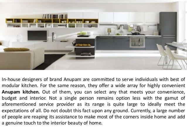 Best Modular Kitchen Design Company in Delhi NCR - Anupam Kitchen