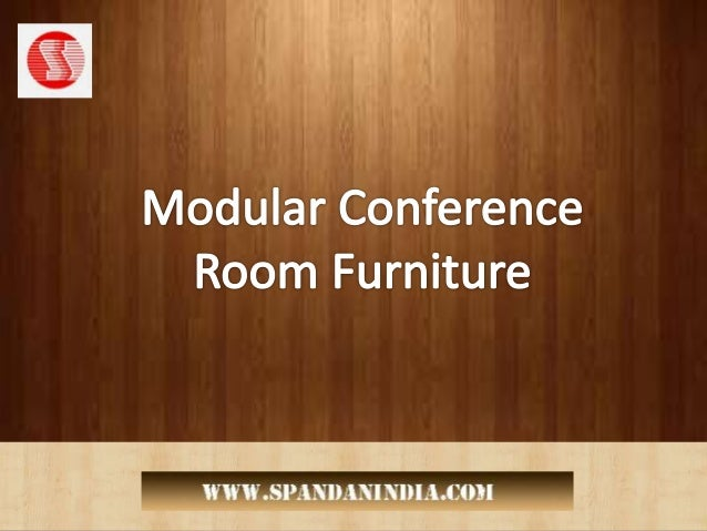 Modular Conference Room Furniture India