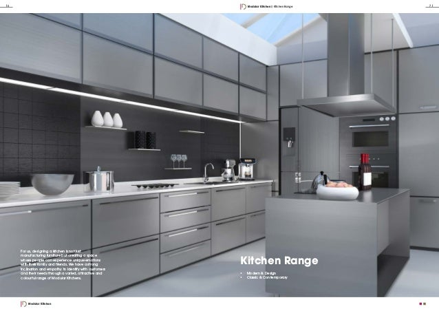 Modular Kitchen Catalogue Volume 10,What Colors Compliment Light Grey
