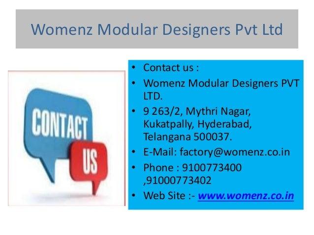 Modular Kitchen Manufacturers In Hyderabad