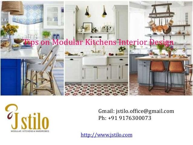 Tips On Modular Kitchens Interior Design In Chennai