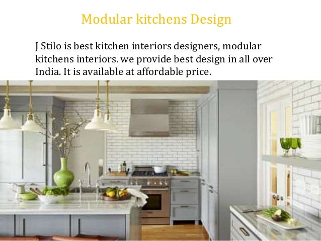 Tips On Modular Kitchens Interior Design In Chennai