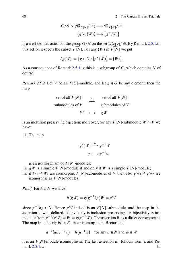 Theory of Groups of Finite Order by Burnside W