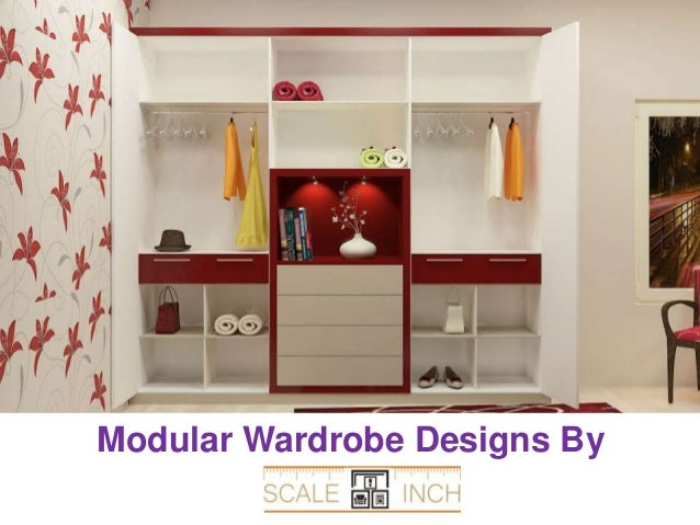 Modular Wardrobe Designs By
