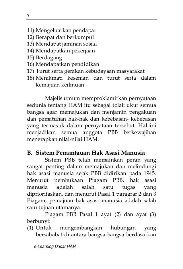 Contoh Makalah Ham Pdf