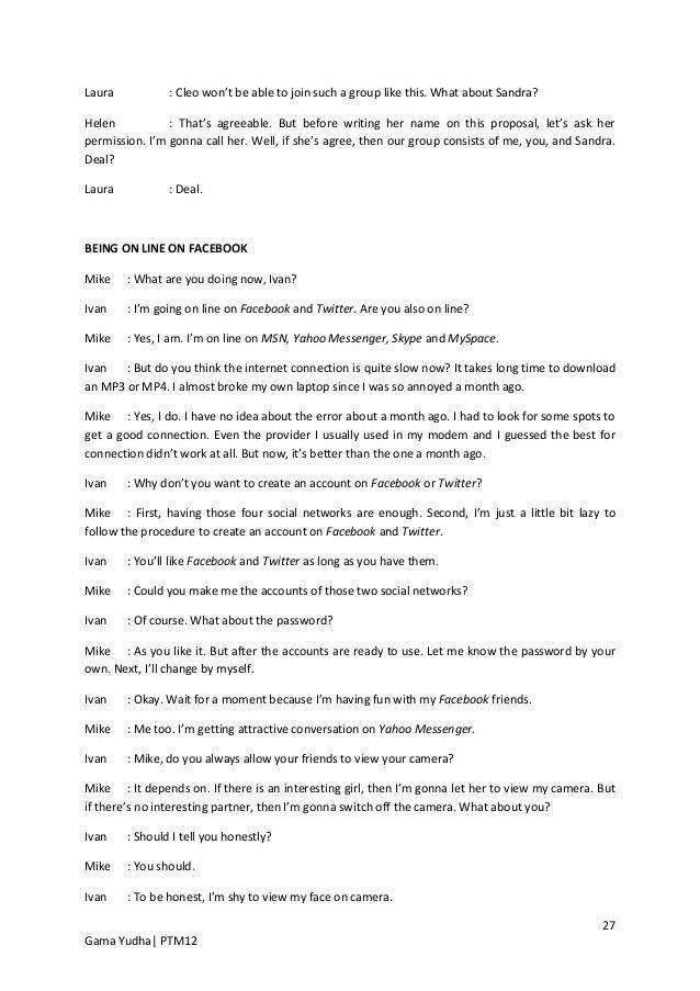 Modul Dialog