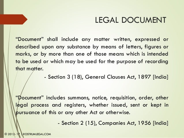 module 1 legal documents an overview With module 1 documents