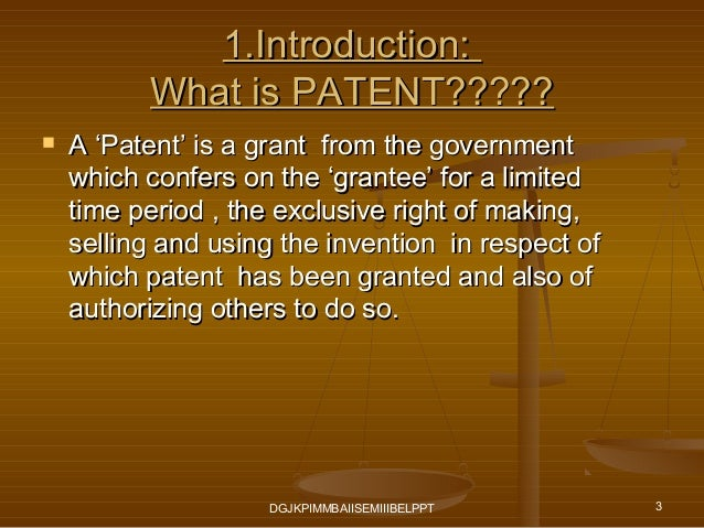 Indian Patent Office