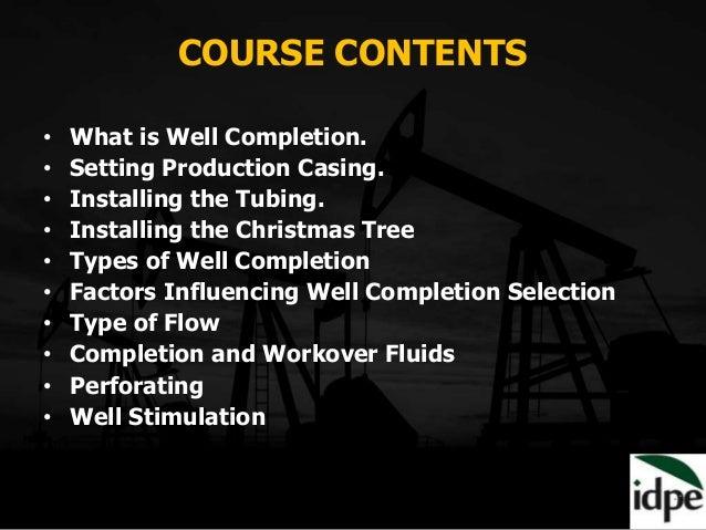 Petroleum Business Training Courses