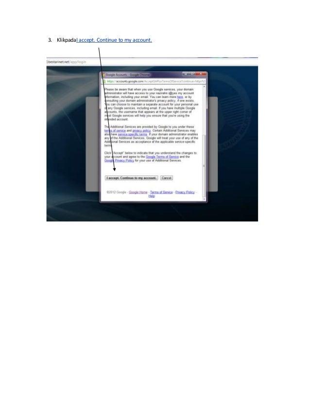 Modul: Login Frog VLE Slide 2