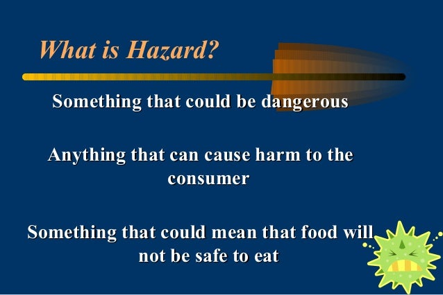 What Hazard Chicken Bone In The Food Safety