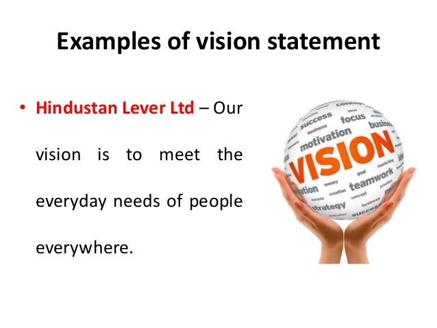 vision and value statement of walgreens