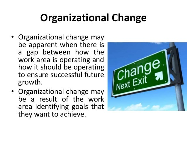 change is required for organizational growth Encyclopedia of business, 2nd ed organizational growth: op-qu growth is something for which most companies, large or small, strive small firms want to get big, big firms want to get bigger.