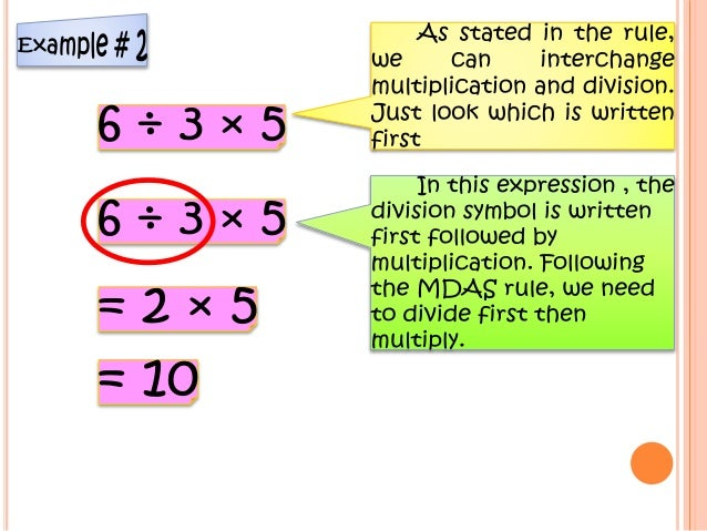 Expressions With Two Different Operations Without Exponents And Group