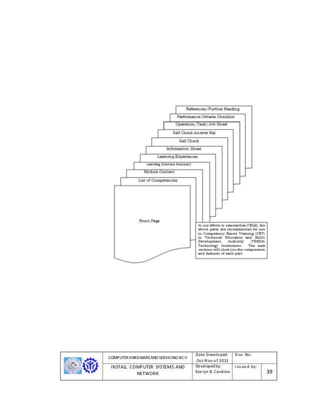 Computer Peripherals Diagram