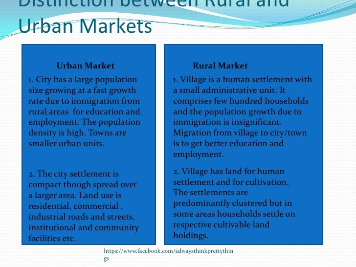"""disadvantages of rural marketing Rural marketing & communication strategies  now marketing of rural marketing meant """"marketing  farmer bodies are quick to point out the advantages."""
