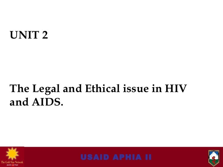 ethical dilemma of hiv disclosure in Confidentiality and disclosure the rights and obligations of people with hiv with respect to disclosure of their hiv status in various settings.