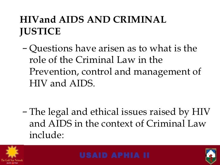 hiv ethical dilemma In all settings, ethical issues arise in nursing practice every day, and can often be relatively simple to deal with in relation to hiv infection, the ethical issues may.