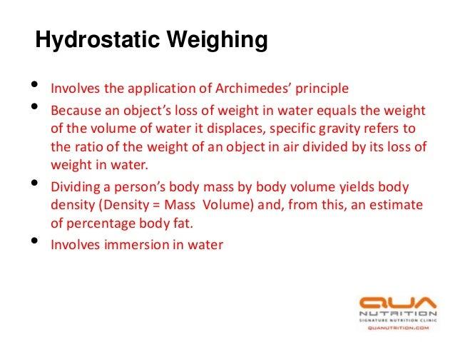 body fat percentage using skinfold measurements