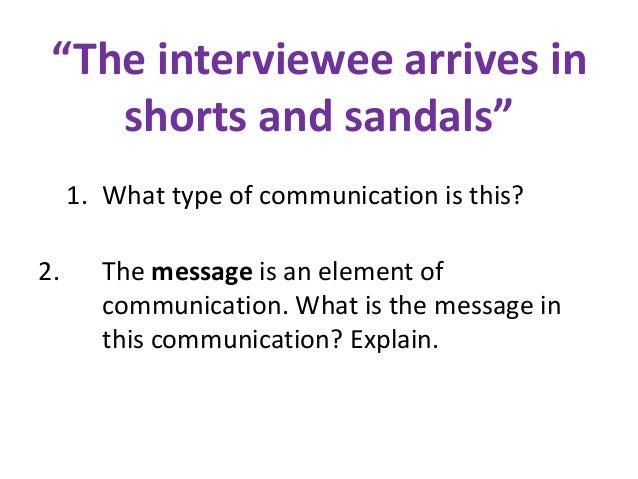 n4 communication management communication module 1 case study rh slideshare net Visual Study Guide Communication Study Guide Worksheet