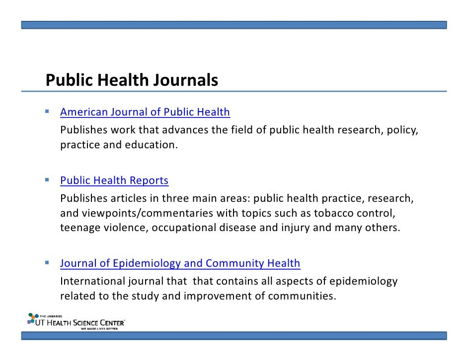 Module 1: Toolkit for Dental Public Health Professionals